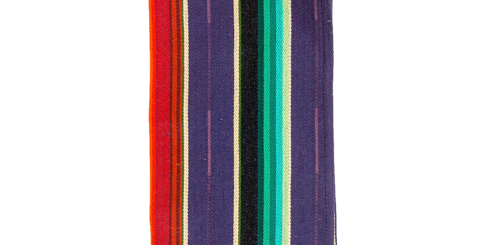 Purple Serape Napkin Set