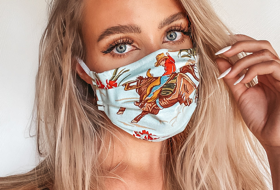 Face Masks - Western