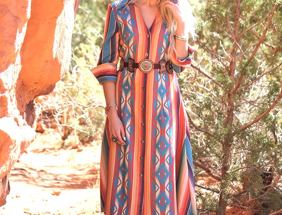 Audrey Dress -La Paz