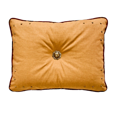 Kensington Rust Accent Pillow