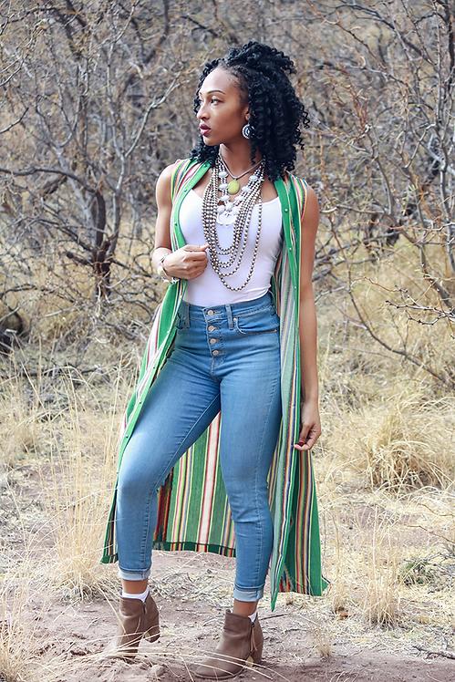 Lauren Duster - Tribal Green