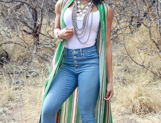 Lauren Duster - Tribal Green
