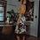 Thumbnail: Paulette Skirt - Cowhide Brown