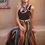 Thumbnail: Chelsea Skirt - Black Serape