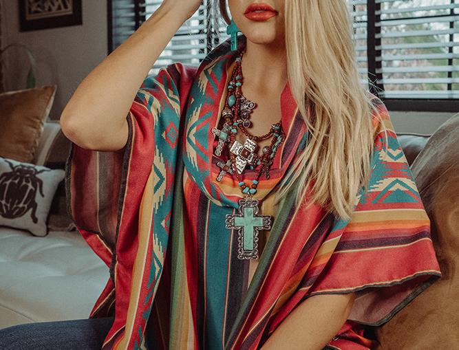 Caroline Pullover - La Paz