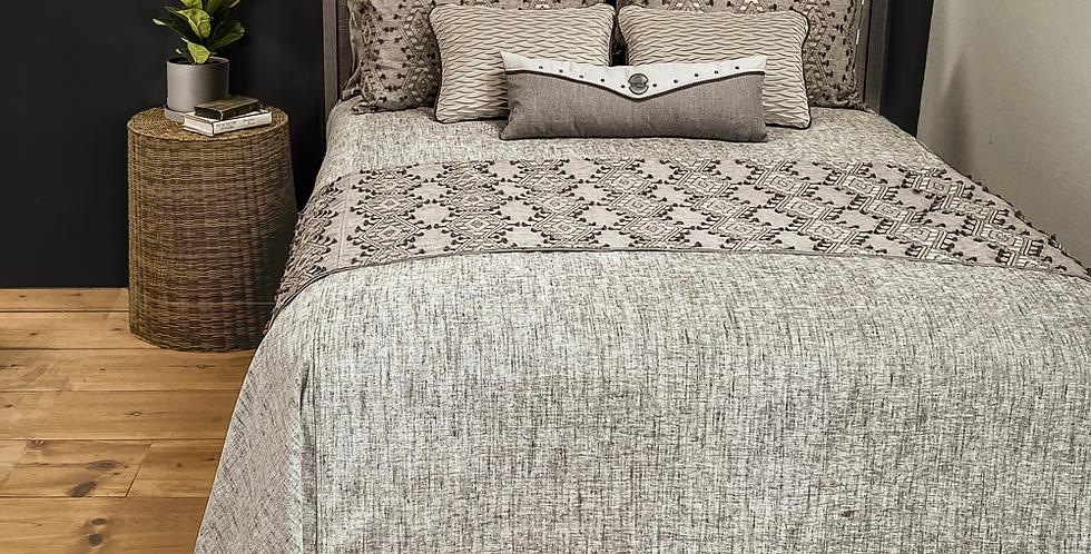 Moonstone Grey Bed Set