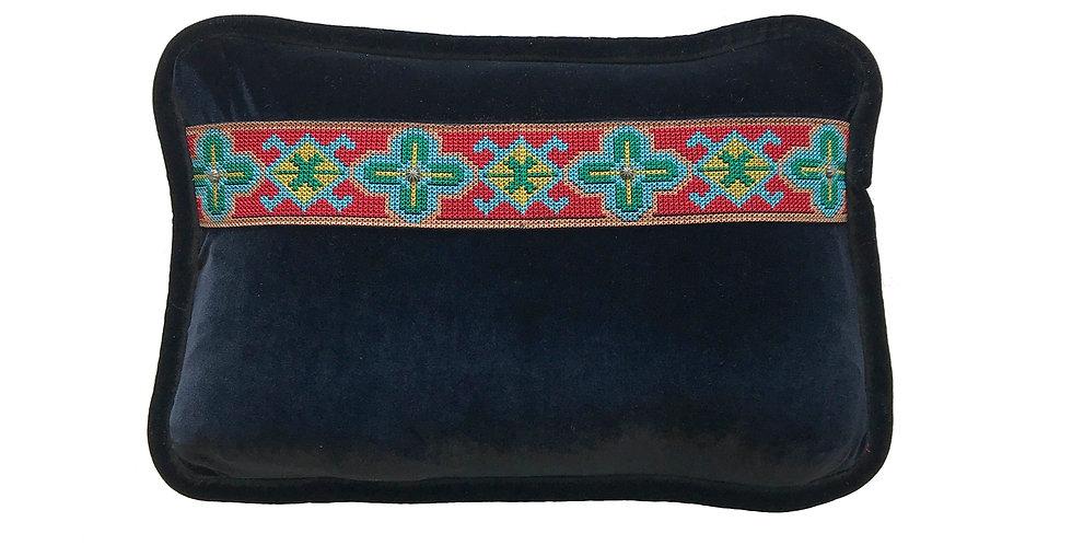 Cherice Velvet Accent Pillow