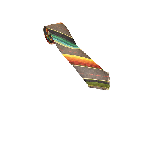William Tie - Grey Serape