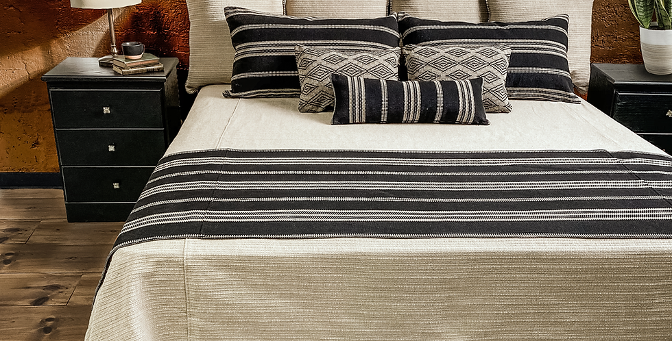 San Miguel Bed Set