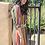 Thumbnail: Mia Duster/Dress - Black Serape