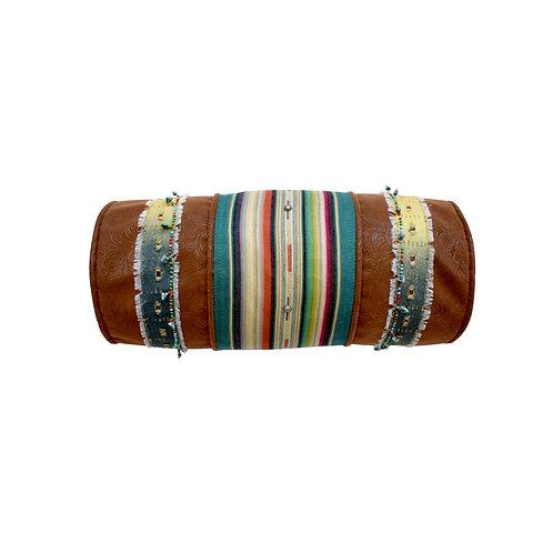 Zuni Turquoise Neck Pillow