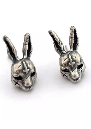 Demon Rabbit Earrings
