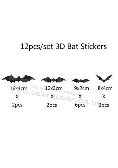 Batt Wall Stickers