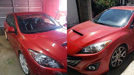 Trident Detail Premium Exterior Car Wash Package