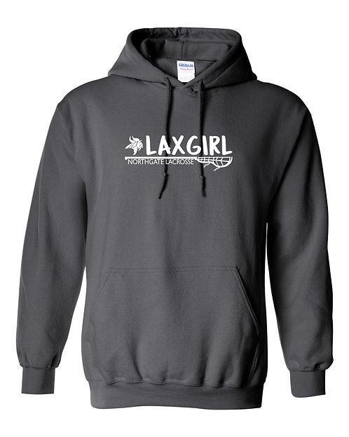 Lax Name Hooded Sweatshirt