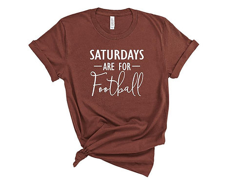 Saturday's Are For Football