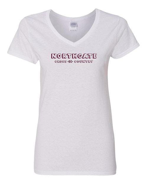 Ultra Cotton Women's V-Neck
