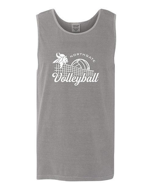 Volleyball Net Tank Top
