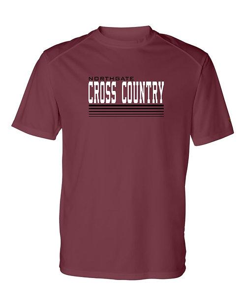 B-Core Sport Shoulder T-Shirt