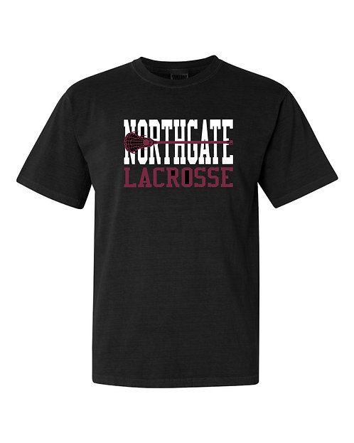 Northgate Lacrosse Stick T-Shirt
