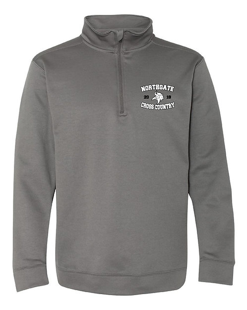 Tech Quarter Zip Sweatshirt