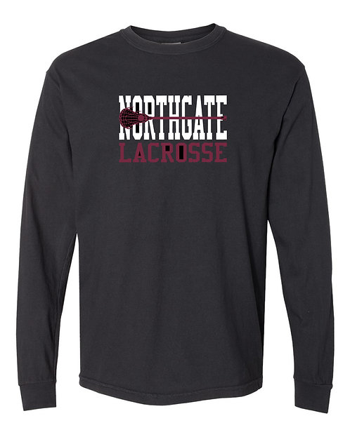 Northgate Lacrosse Stick Long Sleeve T-Shirt