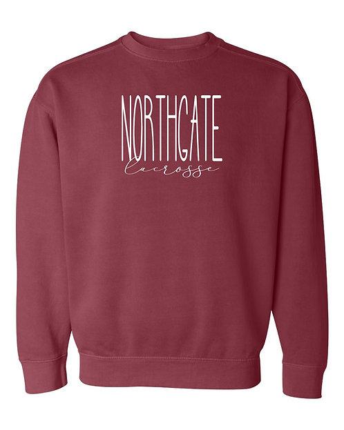 Comfort Colors Garment-Dyed Sweatshirt