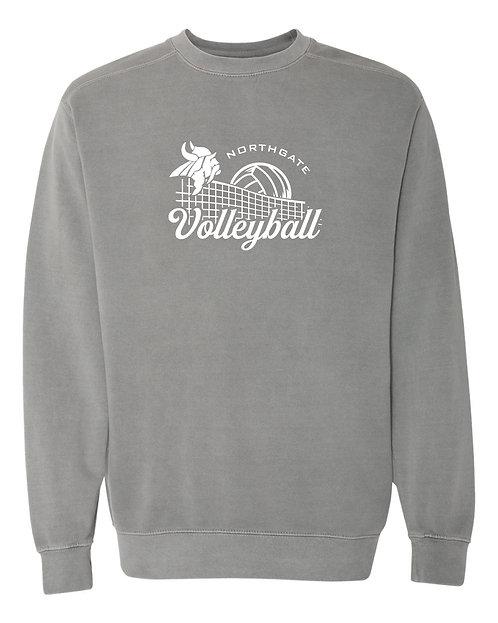 Volleyball Net Crewneck