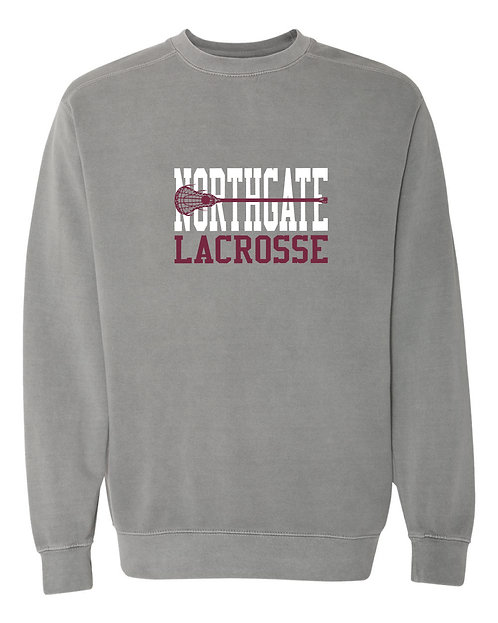 Northgate Lacrosse Stick Sweatshirt