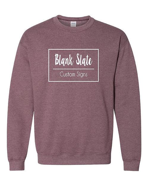 Blank Slate Sweatshirt