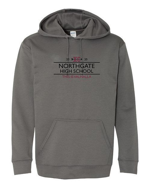 Tech Hooded Sweathshirt