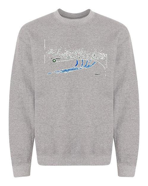 Fly Fisherman Sweatshirt