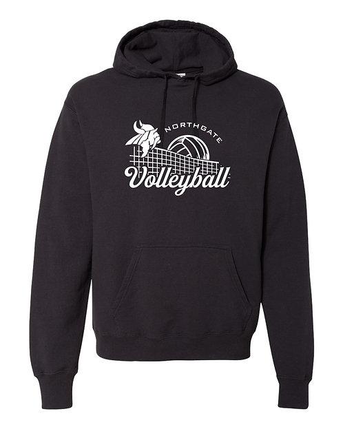 Volleyball Net Hoodie