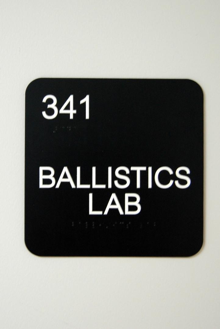 Ballistics Lab