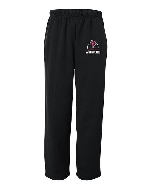 Badger -Performance Fleece Open-Bottom Sweatpants