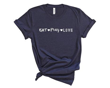 Eat - Pray - Love