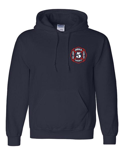 Dry Blend Hooded Sweatshirt