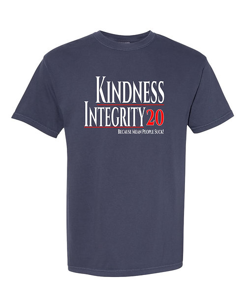Kindness & Integrity 2020