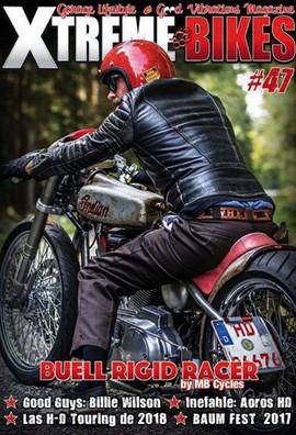Xtreme Bikes - Buell Ridgit Racer