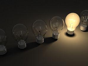 Bright Idea Bulb