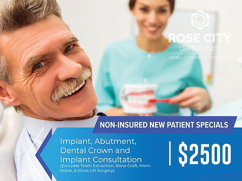 Non-Insured New Patient Specials_Rose Ci