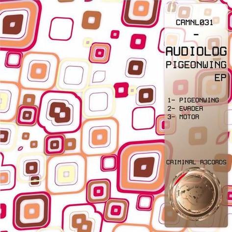 (2011) Audiolog - Pigeonwing EP