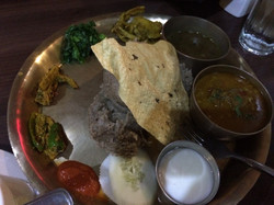 ネパール代表食、ダルバート