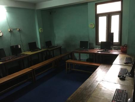 Computer Lab完成