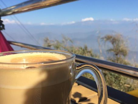 ネパールより久々のブログ