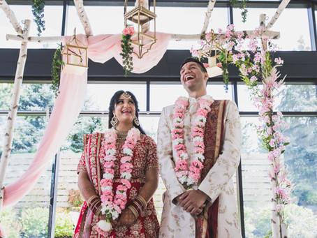 FARAH & TAPAN - WEDDING DAY