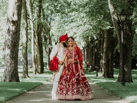 RAHUL & NYOMIE - WEDDING & RECEPTION