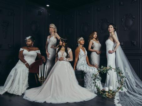BRIDES OF DIVERSITY - EDITORIAL SHOOT