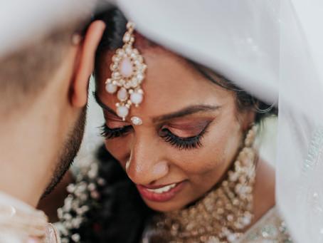 DIANA & ASIM - WEDDING & RECEPTION