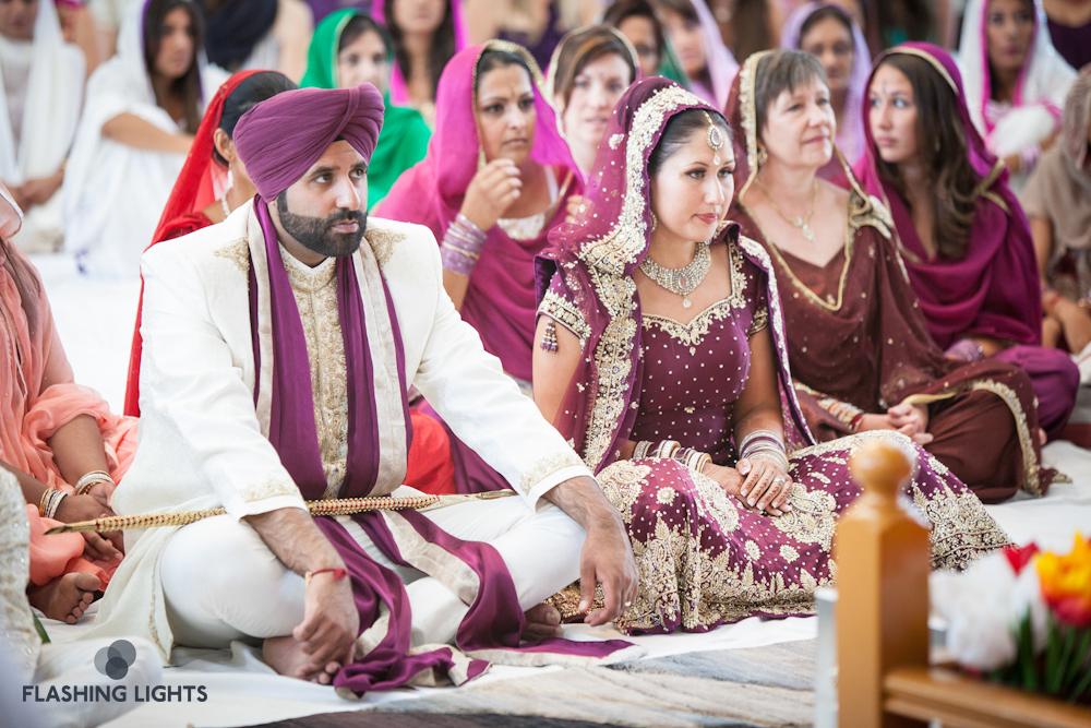 JusMeg Sikh Indian Wedding -6